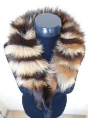 Guler cilindric, blana naturala - 90 lei.2